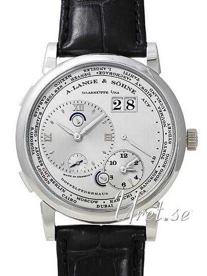 A. Lange & Söhne Lange 1 GMT Herreklokke 116.025 - A. Lange & Söhne