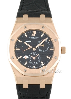 Audemars Piguet Royal Oak Herreklokke 26120OR.OO.D002CR.01 Dual Time - Audemars Piguet