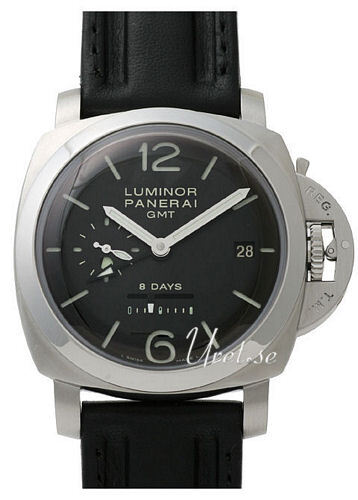 Panerai Historic Luminor 1950 8 Days GMT Herreklokke PAM 233 - Panerai
