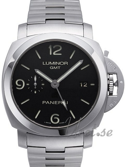 Panerai Contemporary Luminor 1950 3 Days GMT Automatic Herreklokke - Panerai