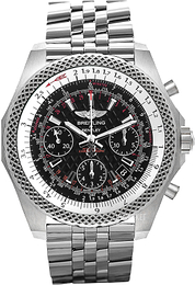 Breitling for Bentley B06 Sort/Stål Ø44 mm AB061221-BD93-980A