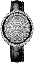 Cartier Hypnose Diamantsmykket/Lær Ø33.3 mm WJHY0008