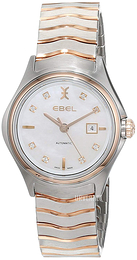Ebel Wave Rose-gulltonet stål Ø30 mm 1216199