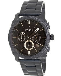 Fossil Machine Sort/Stål Ø42 mm FS4682