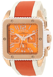 Invicta Cuadro Orange/Lær 11582