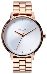 Nixon The Kensington Hvit/Rose-gulltonet stål Ø37 mm A0991045-00