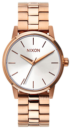 Nixon The Kensington Sølvfarget/Rose-gulltonet stål Ø32 mm A3611045-00