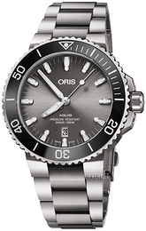 Oris Diving Grå/Titan Ø43.5 mm 01 733 7730 7153-07 8 24 15PEB