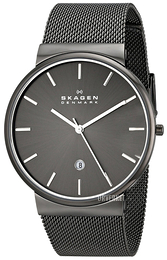 Skagen Ancher Grå/Stål Ø40 mm SKW6108
