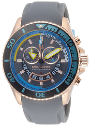 Spinnaker Amalfi Grå/Gummi Ø46 mm SP-5021-0A