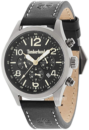 Timberland Sort/Lær Ø46 mm 15249JSU/02