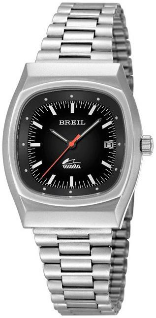 Breil Manta Vintage Herreklokke TW1295 Sort/Stål - Breil