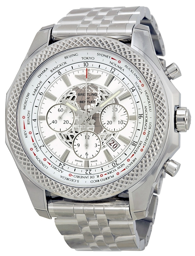 Breitling for Bentley B05 Unitime Herreklokke AB0521U0-A755-990A - Breitling for Bentley