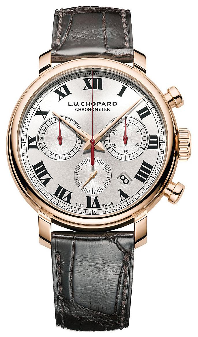 Chopard L.U.C 1963 Chronograph Herreklokke 161964-5001 - Chopard