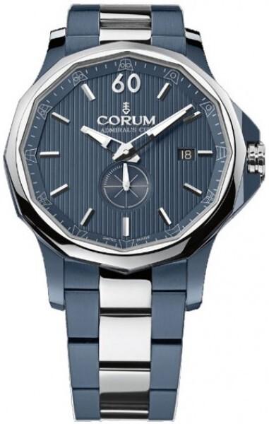 Corum Admirals Cup Legend 42 Herreklokke 395.101.30-V705 AB10 - Corum
