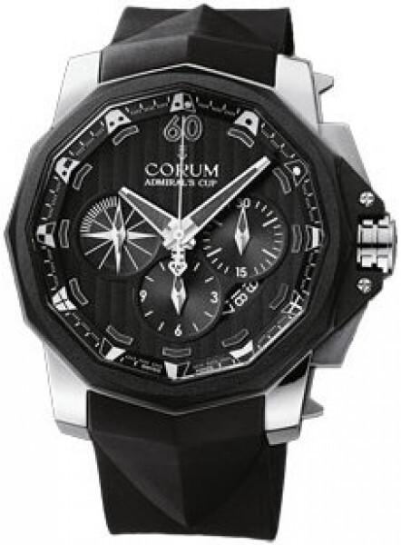Corum Admirals Cup Challaenger 48 Herreklokke 753.935.06-0371 AN52 - Corum