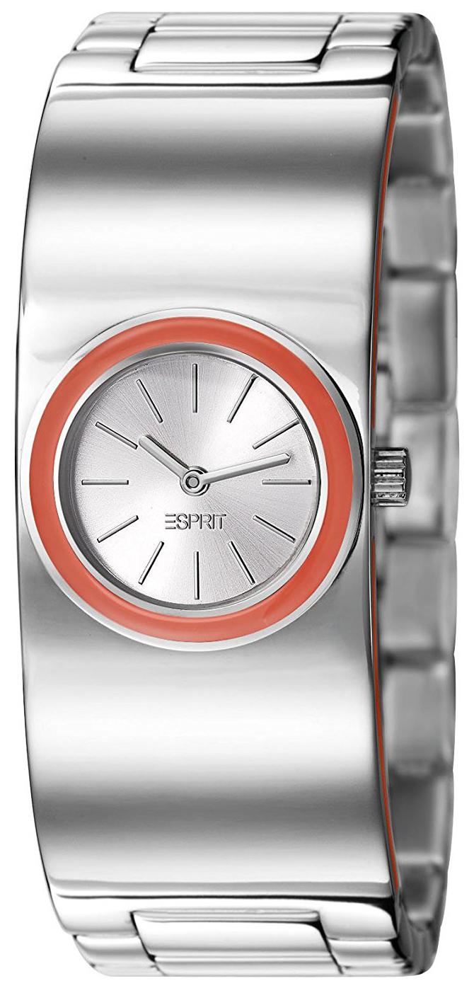 Esprit Dress Dameklokke ES106242002 Sølvfarget/Stål Ø23 mm - Esprit