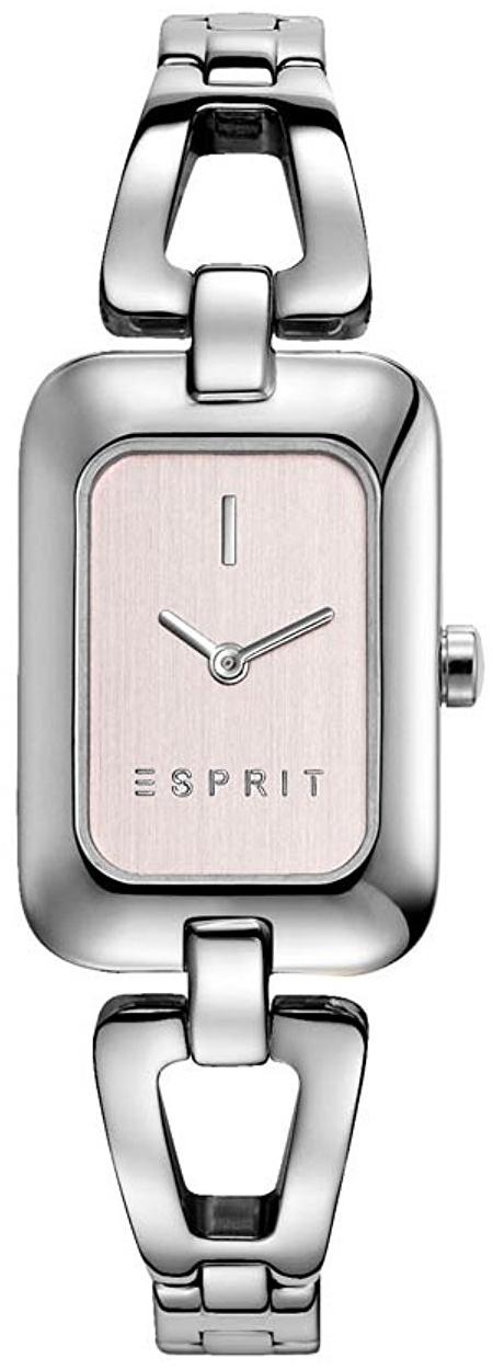 Esprit Dress Dameklokke ES108512001 Sølvfarget/Stål - Esprit