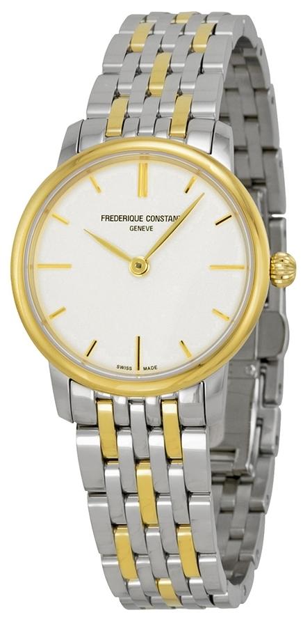 Frederique Constant Classics Dameklokke FC-200S1S33B3 - Frederique Constant