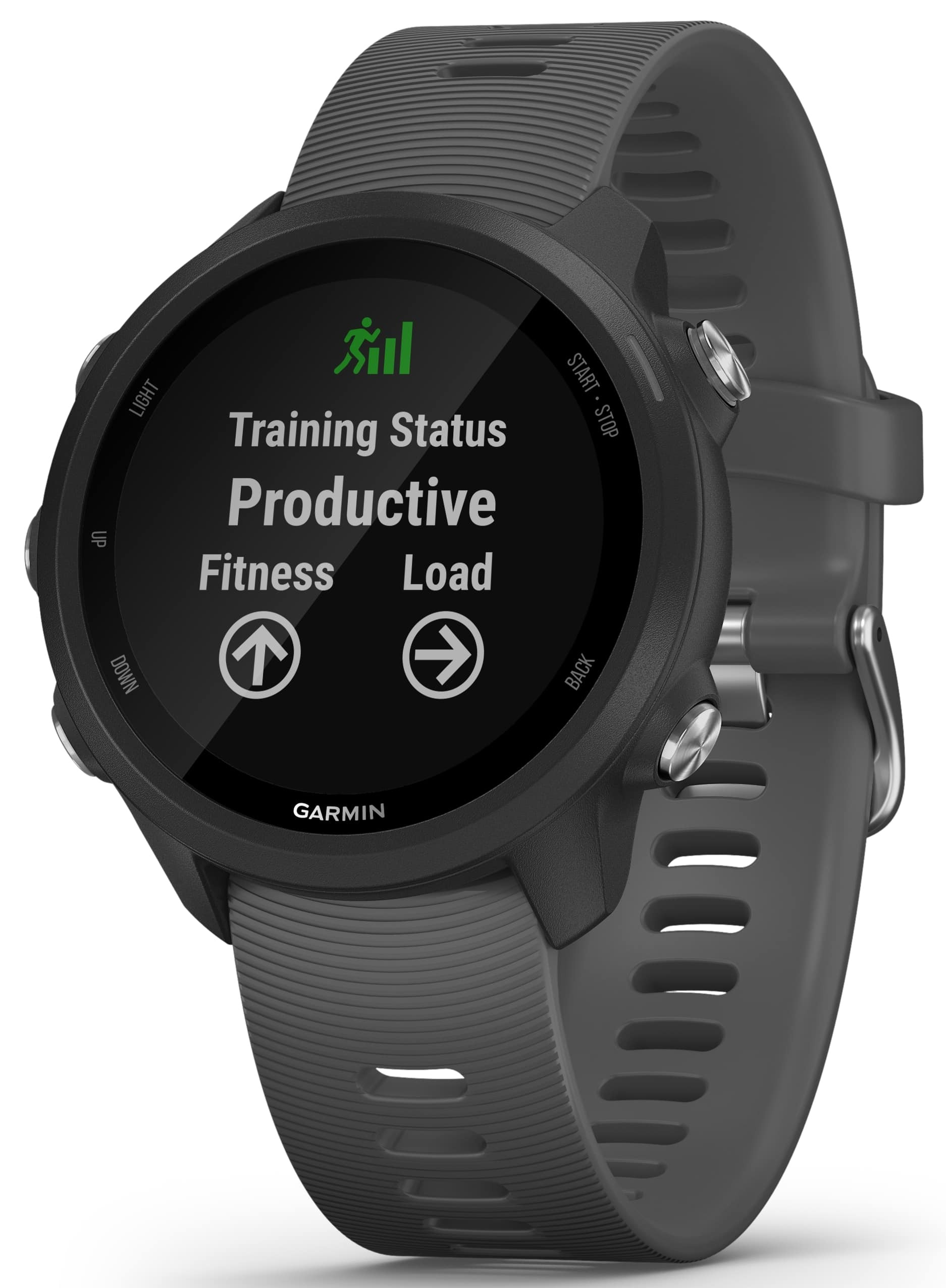 Garmin Forerunner 245 010-02120-10 Sort/Gummi Ø42.3 mm - Garmin