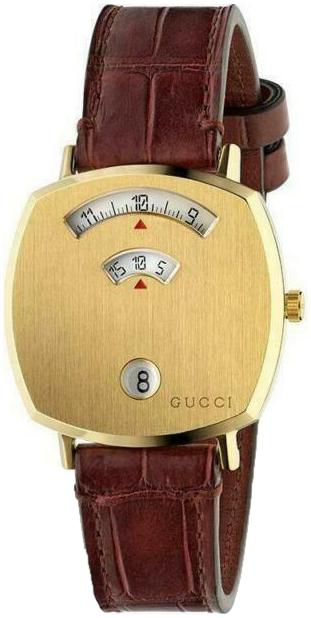 Gucci 99999 YA157402 Gulltonet/Lær - Gucci
