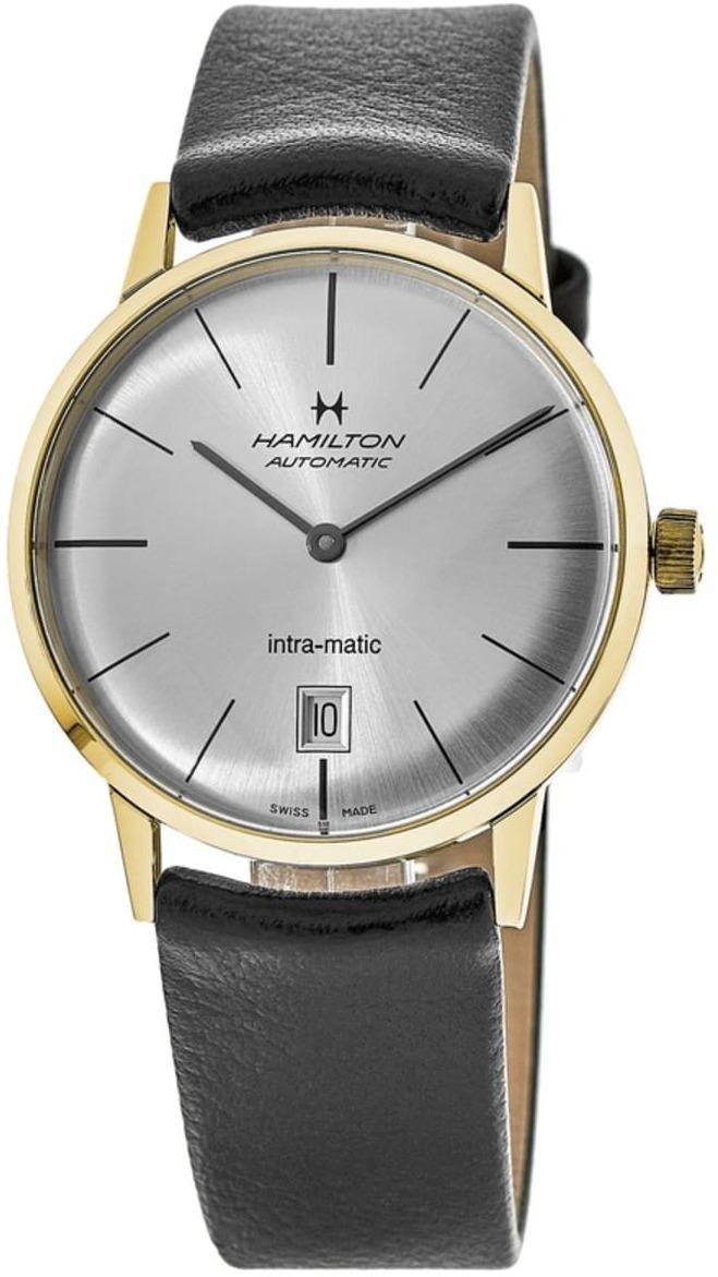 Hamilton American Classic Timeless Herreklokke H38735751 Intra-Matic - Hamilton