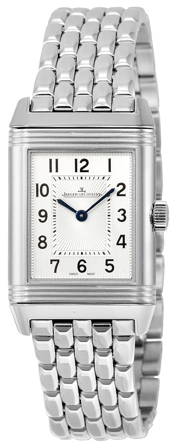 Jaeger LeCoultre Reverso Classic Small Duetto Stainless Steel - Jaeger LeCoultre