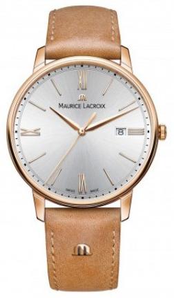 Maurice Lacroix Eliros Date Herreklokke EL1118-PVP01-111-2 - Maurice Lacroix
