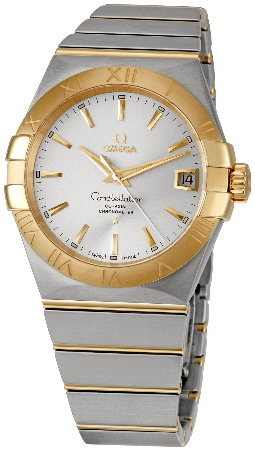 Omega Constellation Co-Axial 38mm Herreklokke 123.20.38.21.02.002 - Omega