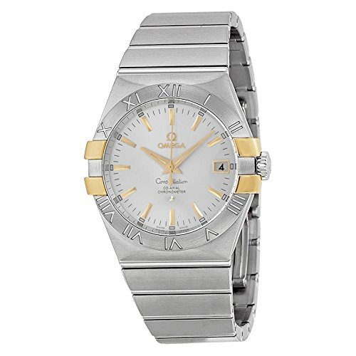 Omega Constellation Co-Axial 35mm 123.20.35.20.02.004 - Omega