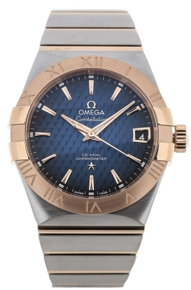 Omega Constellation Co-Axial 38mm Herreklokke 123.20.38.21.03.001 - Omega