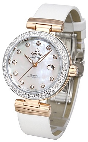 Omega De Ville Ladymatic Co-Axial 34mm Dameklokke 425.27.34.20.55.004 - Omega