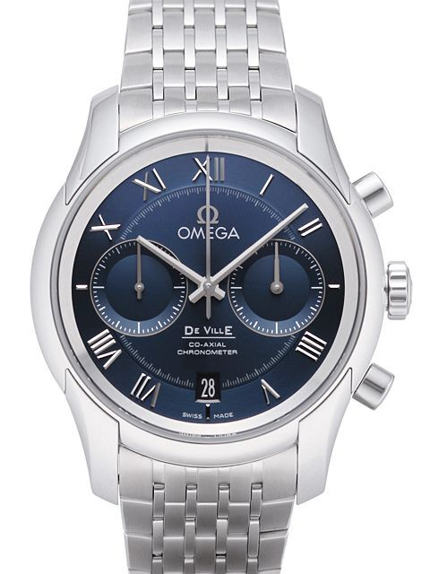 Omega De Ville Co-Axial Chronograph 42mm Herreklokke - Omega