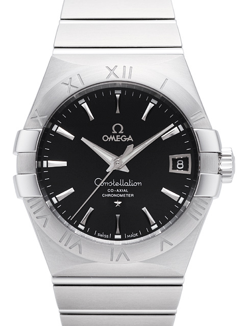 Omega Constellation Co-Axial 38mm Herreklokke 123.10.38.21.01.001 - Omega