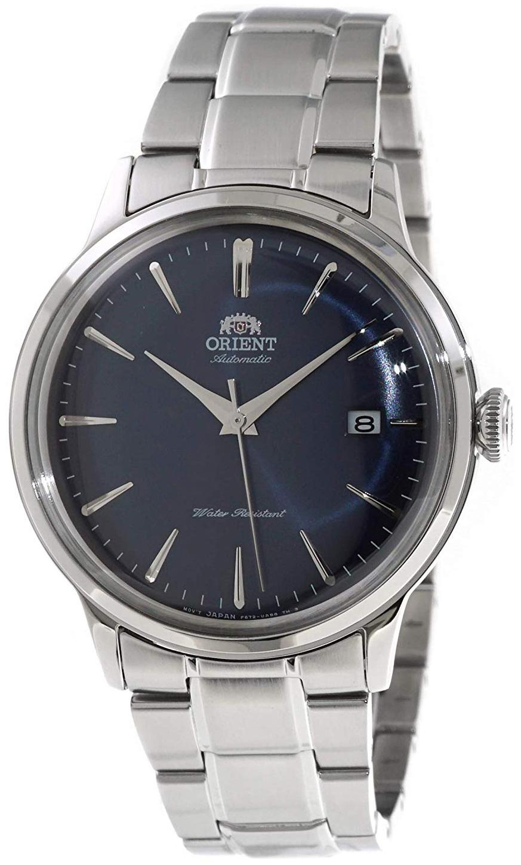 Orient Bambino Herreklokke RA-AC0007L10B Blå/Stål Ø41 mm - Orient