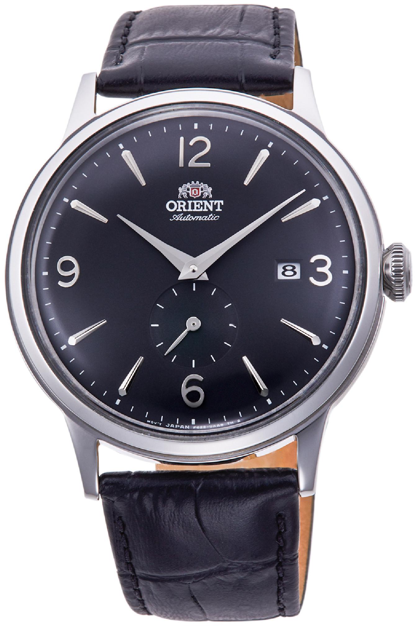 Orient Classic Herreklokke RA-AP0005B10B Sort/Lær Ø41 mm - Orient
