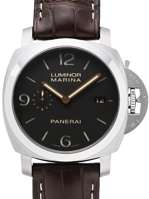 Panerai Contemporary Luminor 1950 Marina 3 Days Automatic Herreklokke - Panerai