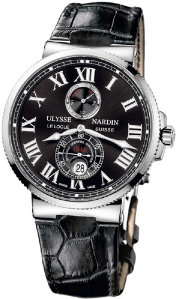 Ulysse Nardin Marine Collection Chronometer Herreklokke 263-67-42 - Ulysse Nardin
