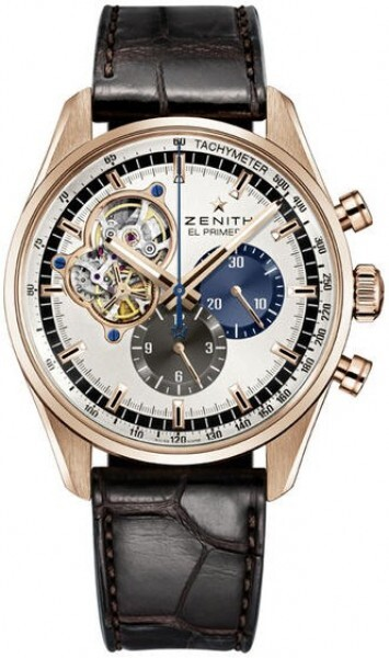 Zenith El Primero Chronomaster Herreklokke 18.2040.4061-69.C494 - Zenith