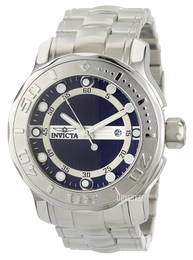 Invicta Pro Diver Sort/Stål Ø48.8 mm 0884