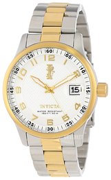 Invicta I-Force Sølvfarget/Gulltonet stål Ø44 mm 15260